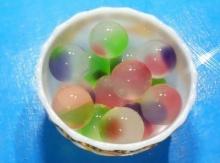วิธีทำวุ้นลูกแก้วปีโป้ - How to make Jelly Ball