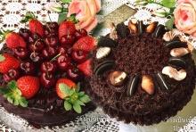 อร่อยเหาะ!!ชอคโกแลตเค้ก กานาช