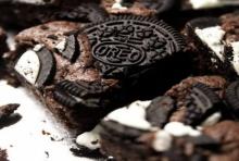 """อร่อยไม่เกรงใจหุ่นกับ """"Oreo Brownies"""""""