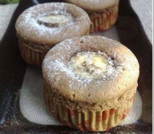 Banana Muffin !!
