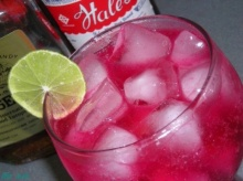 น้ำสละมะนาวโซดา