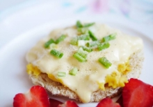 ขนมปังไข่คนชีส เมนูง่ายๆที่ทำแล้วจะติดใจ!