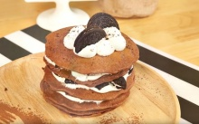 น่ากินสุดๆ Oreo Pancake ทำง่ายแถมอร่อยมาก!