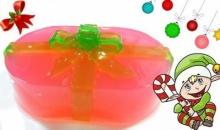 วิธีทำวุ้นกล่องของขวัญคริสต์มาส มาทำกันเลย!!!