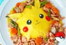 ชวนทำข้าวไข่เจียวโปเกม่อนกันค่ะ