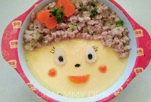 ไข่ตุ๋นหมูสับ #งบ60บาทก็อร่อยได้!!!