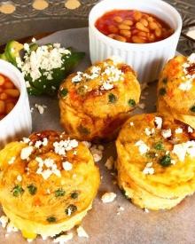 มัฟฟินไข่ อาหารเช้าง่าย ๆเพื่อสุขภาพ