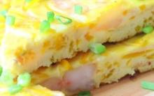 ไข่เจียวฟักทอง