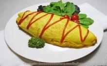 ข้าวห่อไข่สไตล์ญี่ปุ่น
