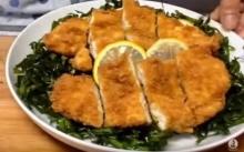 ไก่ซอสมะนาว (คลิป)