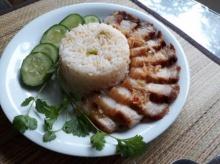 """ชวนชิม""""ข้าวคลุกน้ำจิ้มซีฟู้ดกับหมูสามชั้นทอดน้ำปลา""""เมนูทำง่ายอร่อยเพลิน!"""