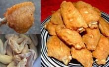 แจกฟรี!! สูตรไก่ทอดน้ำปลารสเด็ด จนต้องดูดนิ้ว ทำง่ายๆ รสชาติดี กรอบนอกนุ่มใน