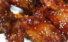 ไก่ทอดเกาหลี/ไก่บอนชอน